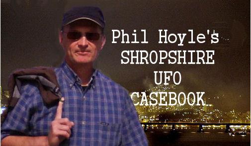 Phil Hoyles UFO Casebook Cover